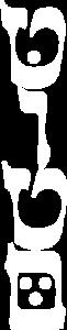 לוגו טוטם גרסה לבנה